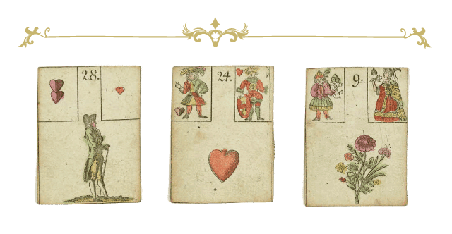 3er Legung - Liebe